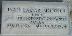 Ivan Lamar Monson