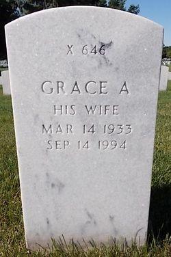 Grace Alberta <I>Wiley</I> Berry