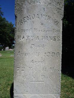 Benjamin W. Hanes