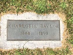 Charlotte Taylor