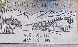 Bruce George Parker