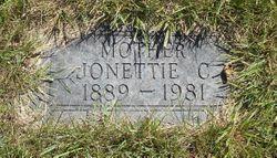 Jonettie C. <I>Johnson</I> Rossum