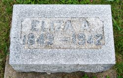 Eliza Ann <I>Crandall</I> Wolfers