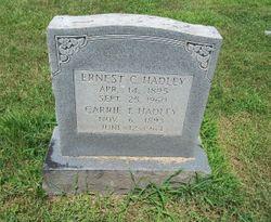Ernest C. Hadley