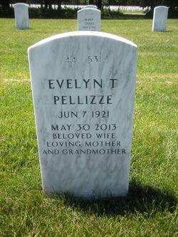 Evelyn T Pellizze