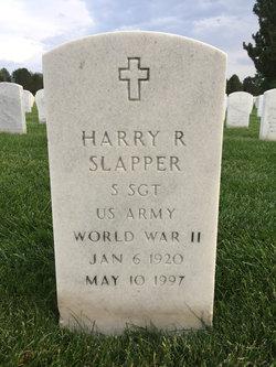 Harry R Slapper