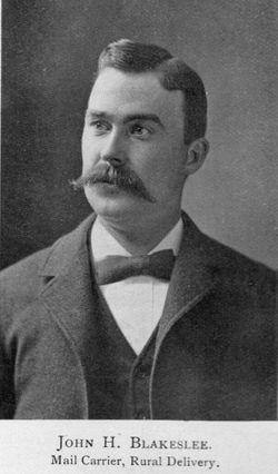 John H Blakeslee