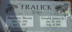 Gerald James Fralick, Jr