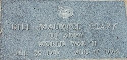 Bill Maurice Clark