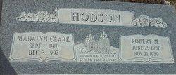 Robert M Hodson