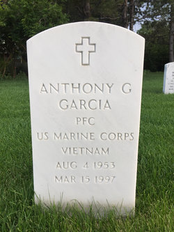 Anthony G Garcia