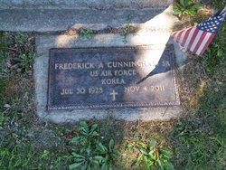 Frederick Allen Cunningham