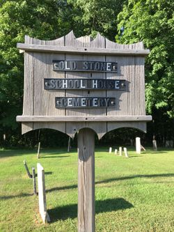 Old Stone School House Cemetery