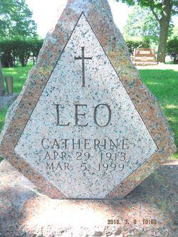 Catherine <I>Leo</I> Walsh