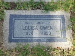 Louisa Ellen <I>Anderson</I> Owen