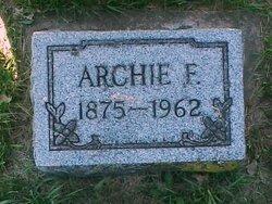 "Archibald Frank ""Archie"" Babcock"