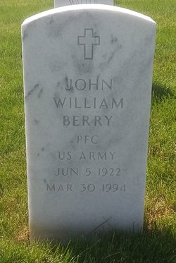John William Berry