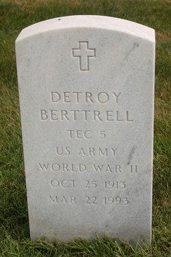 Detroy Berttrell