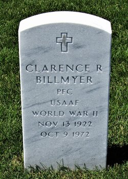 Clarence R Billmyer