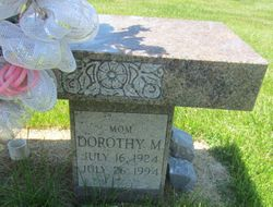 Dorothy M <I>Lemaster</I> Barnhart