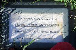 Jason James Antonovich