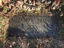 Elizabeth <I>Gailey</I> Poteet