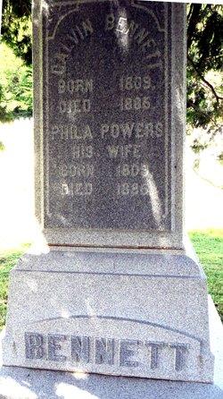 Phila <I>Power</I> Bennett