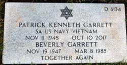 Beverly Garrett