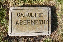 Caroline Abernethy