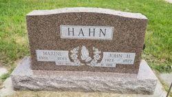 John H Hahn