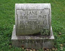 Jeane F. Gardner