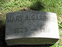Mary Ann <I>Spangler</I> Gardner