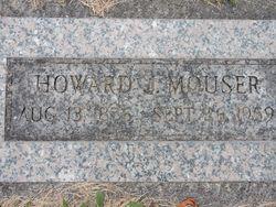 Howard Justus Mouser