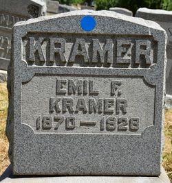 Emil F. Kramer