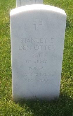 Stanley Eugene Den Otter
