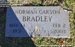 Norman Carson Bradley