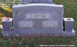 Birdie W. Layne