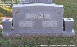 Andrew J. Layne, Sr