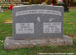 Jerry Lee Arnold