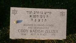 Cody Kadish Zelizer