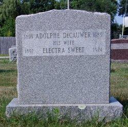 Adolphe Philemon DeCauwer