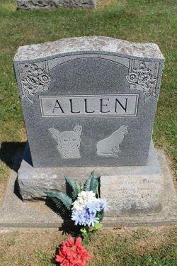 Pauline Marion <I>Kelton</I> Allen