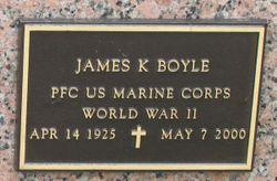 James Keith Boyle