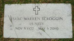Isaac Warren Scroggin, Jr
