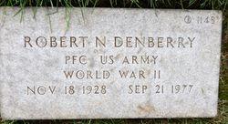 Robert N Denberry
