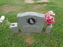 Mildred Bernice Taylor