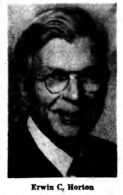 Erwin Churchill Horton