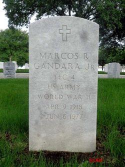 Marcos R Gandara, Jr