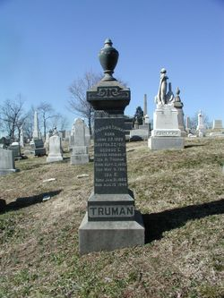 Ida Rebecca <I>Kemp</I> Truman