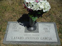 Lazaro Antonio Garcia